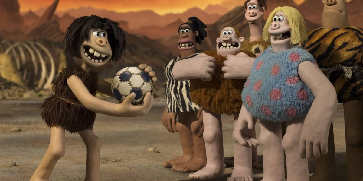 Paixão por futebol movimenta trama da nova animação O Homem das Cavernas