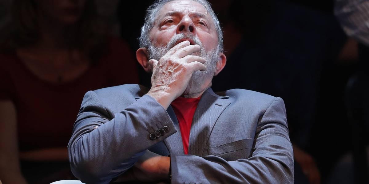 Lula Da Silva será recluido en celda especial y aislado de otros presos por seguridad