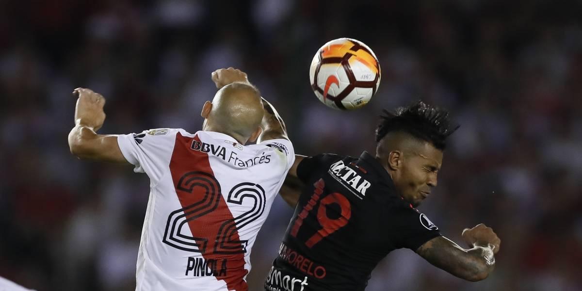 River Plate vs Independiente de Santa Fe, Copa Libertadores 2018 — En vivo
