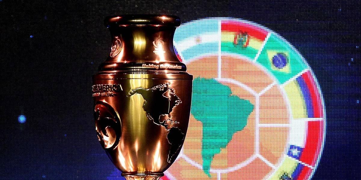 La exótica selección que no es del continente y disputará la Copa América 2019