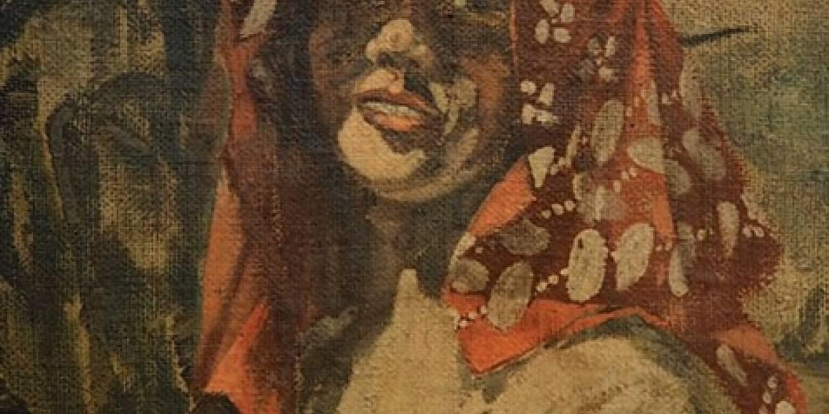 Suposto retrato de amante pintado por Hitler vai a leilão
