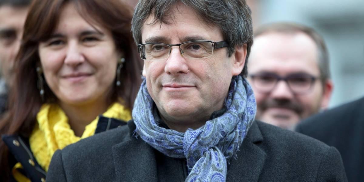 Alemania libera a Puigdemont y descarta delito de rebelión