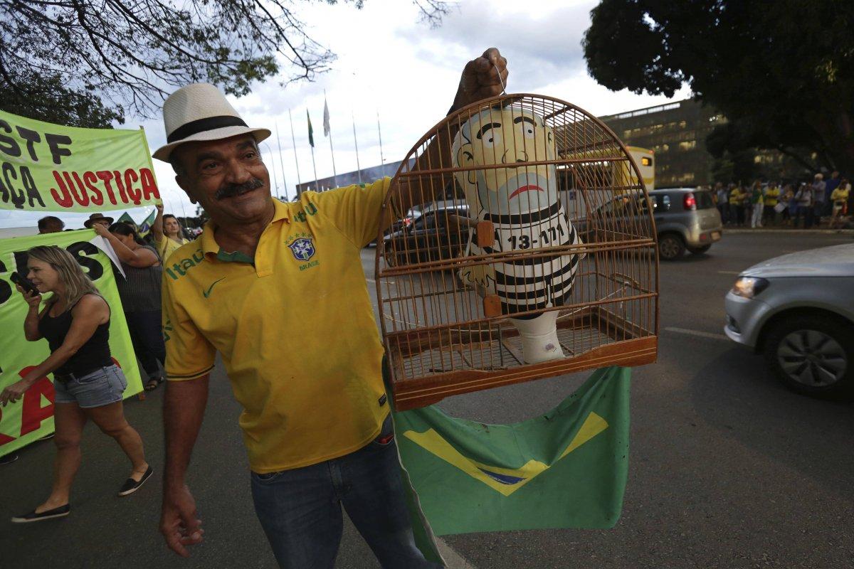 Lula cárcel