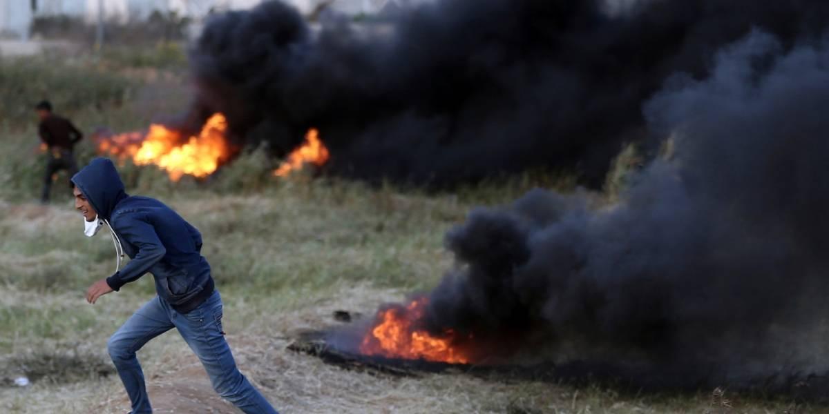 Muere palestino en ataque aéreo de Israel a Gaza