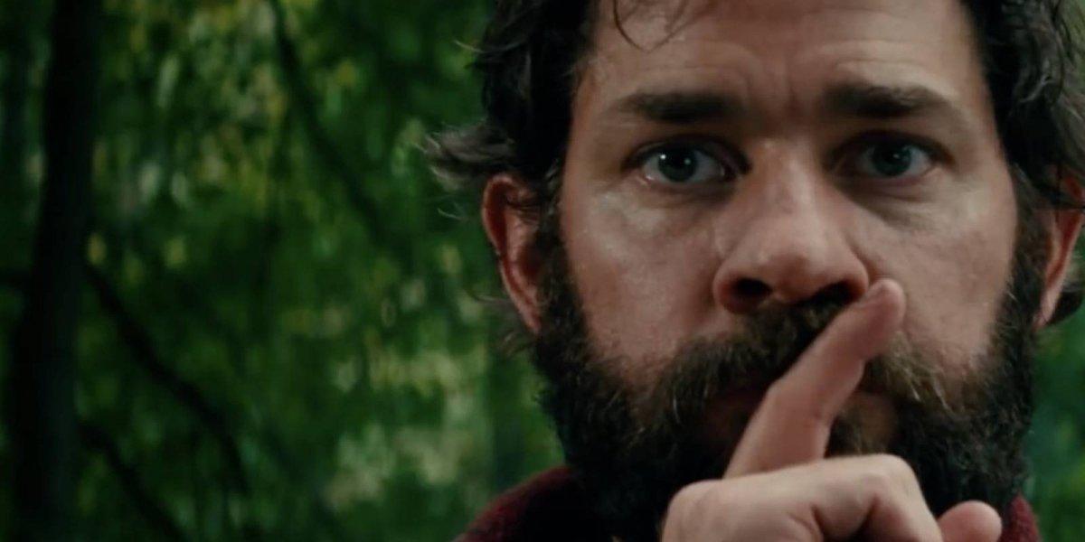 John Krasinski: 'Me salió un terror cursi'