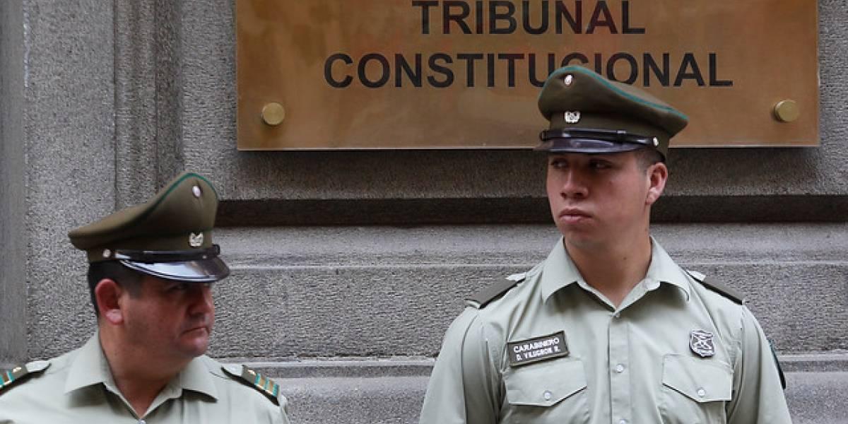 Tribunal Constitucional debatió la ola de críticas a su gestión tras rechazar fin del lucro en la educación superior