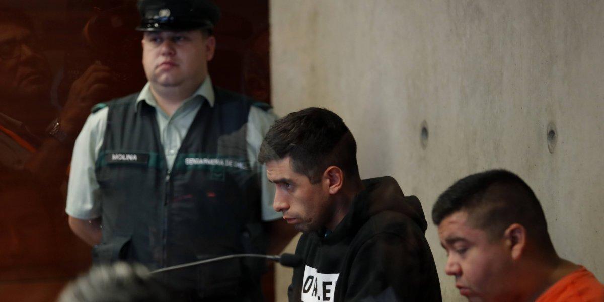 """Carabineros que realizaron """"mexicana"""" en la zona sur de Santiago quedaron en prisión preventiva"""
