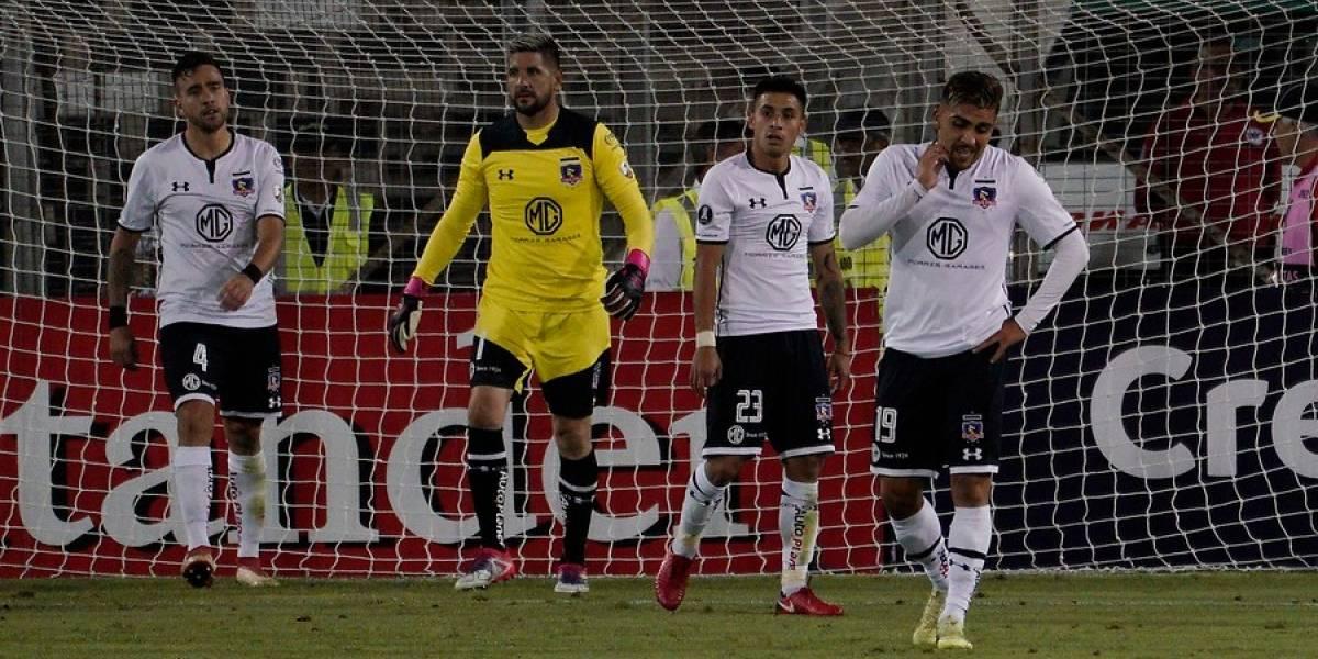 Uno a uno de Colo Colo: un equipo que escribió una de las peores páginas de la historia alba en la Libertadores