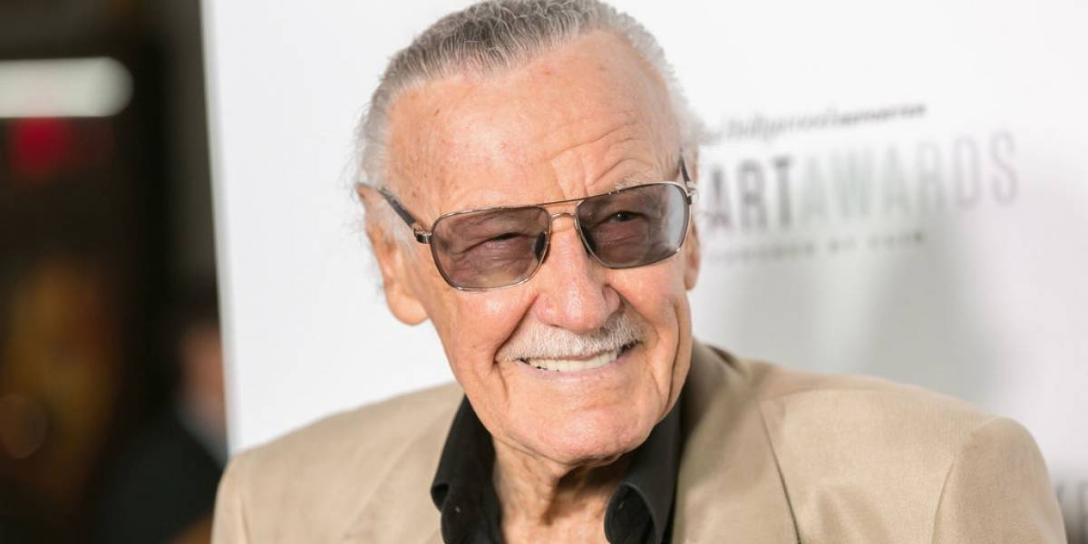 """Aseguran que robaron sangre de Stan Lee y la utilizan para firmar cómics de """"Pantera Negra"""""""