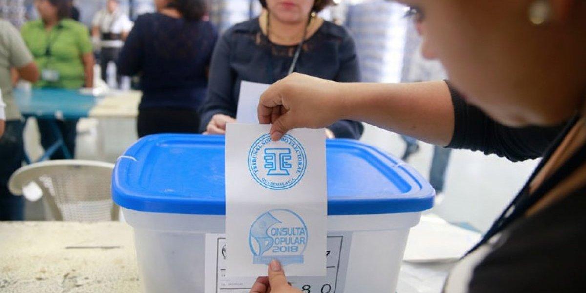 ¿Dónde me toca votar en la consulta popular?
