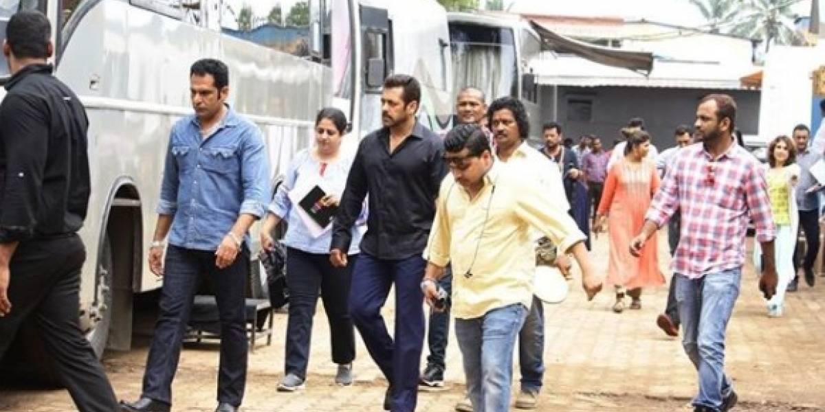 Salman Khan, astro de Bollywood, é condenado por matar animais