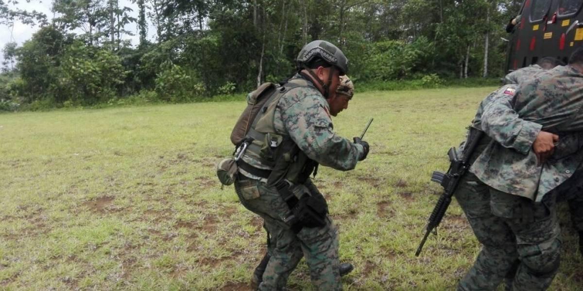 Atentado en Mataje cobra la vida de otro ecuatoriano