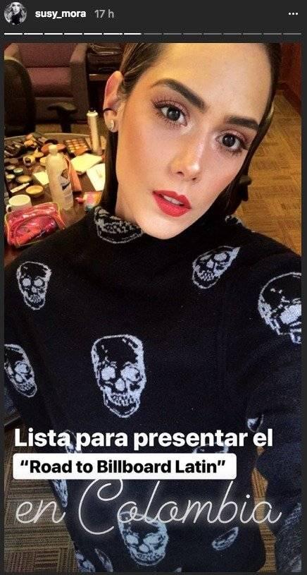 Susy Mora historia