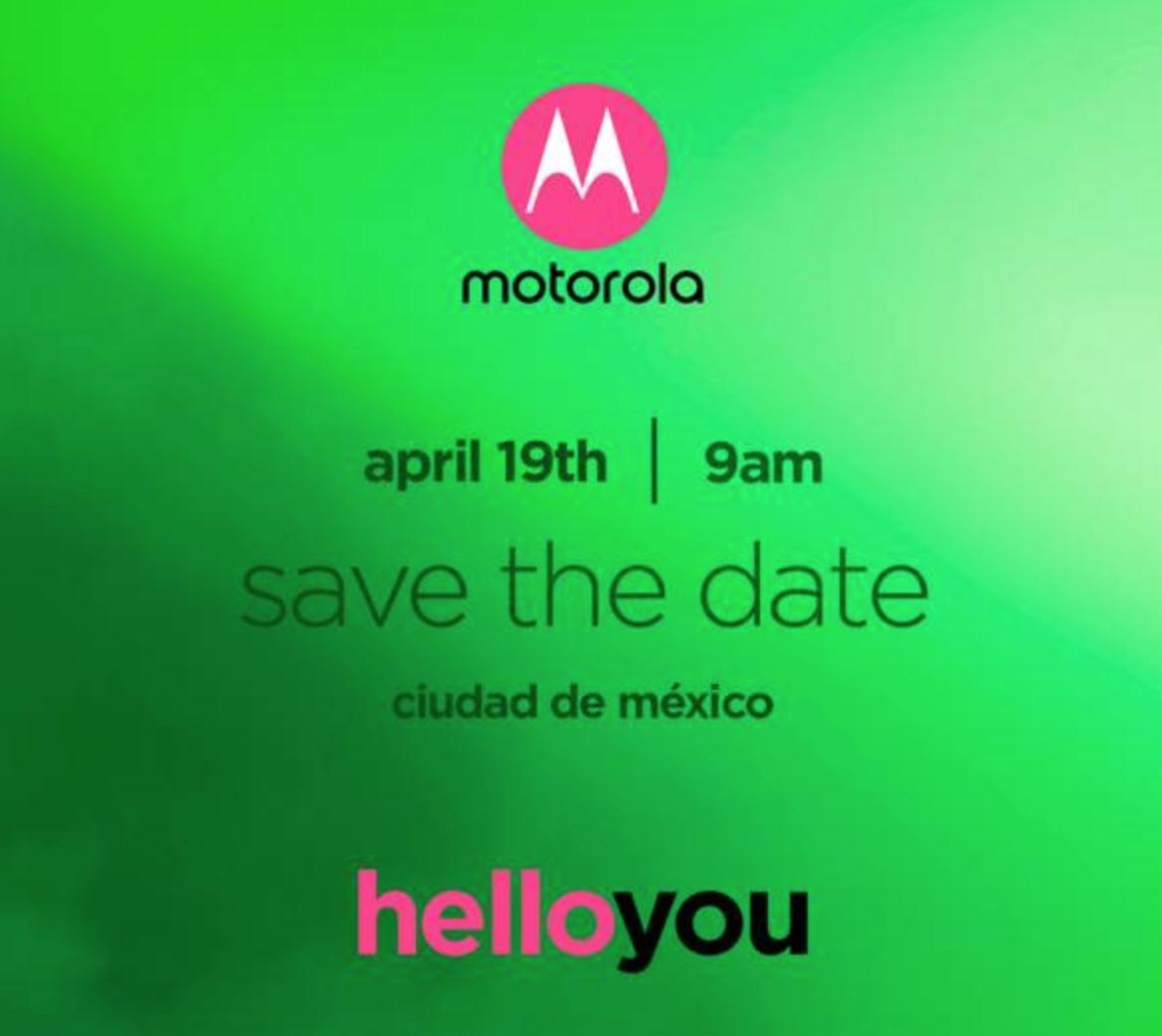 Parece que el Moto G6 está por llegar a México muy pronto