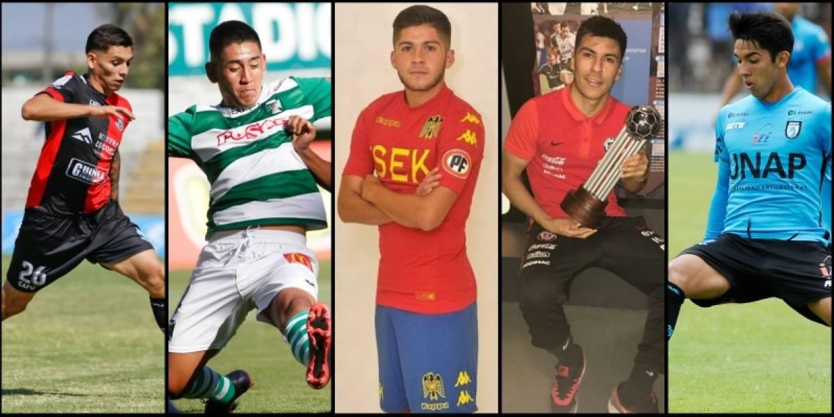 Cayupil, Méndez, Alarcón, Sasmay y Fernández: los cinco Sub 20 que han sorprendido en el arranque del Torneo 2018
