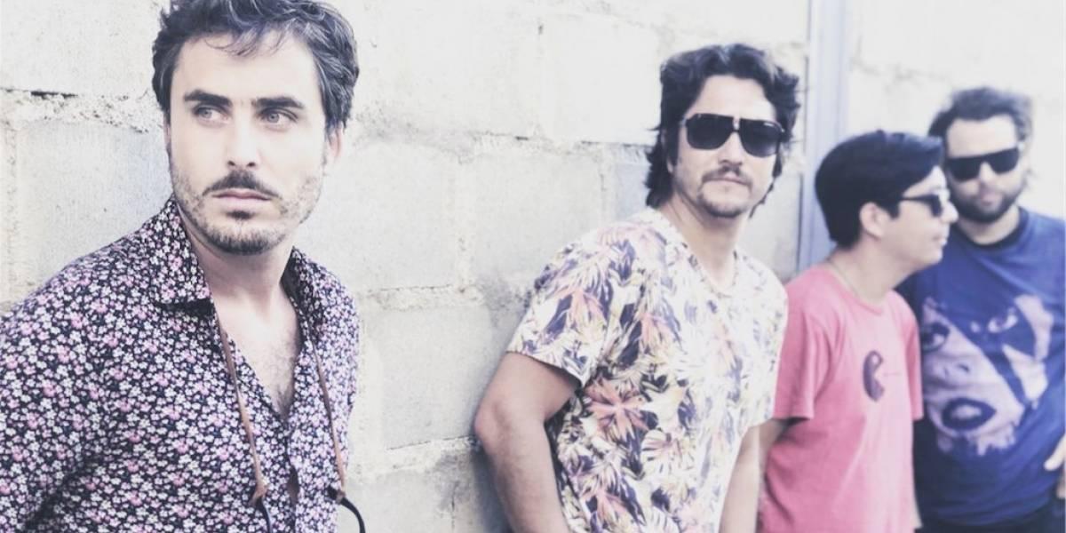 """Nicolás Oyarzún: Entre las grabaciones de la segunda temporada de """"Perdona nuestros pecados"""" y su nueva carrera musical"""