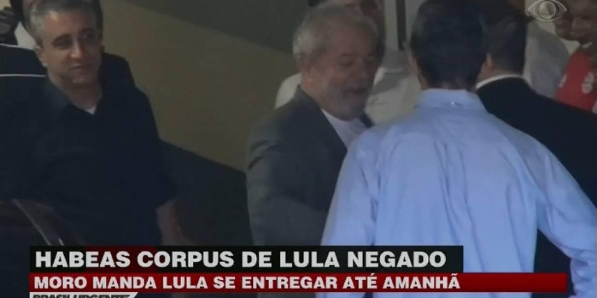 Lula vai se apresentar em Curitiba até prazo estabelecido, diz advogado