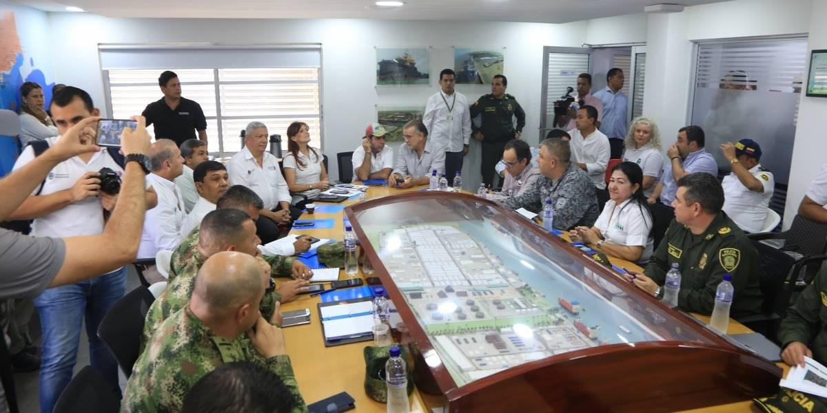 113 efectivos custodiarán Parque Isla Salamanca de delincuentes que provocan incendios