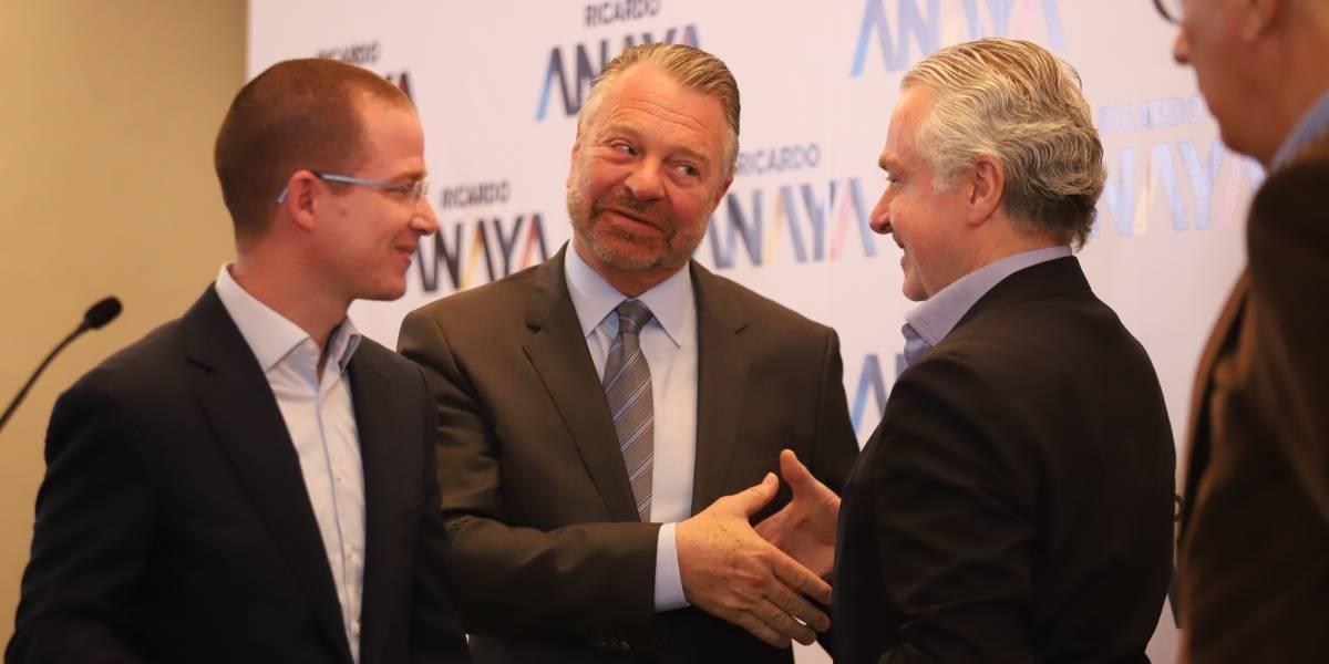 Debates permitirán a Anaya acortar distancia con López Obrador