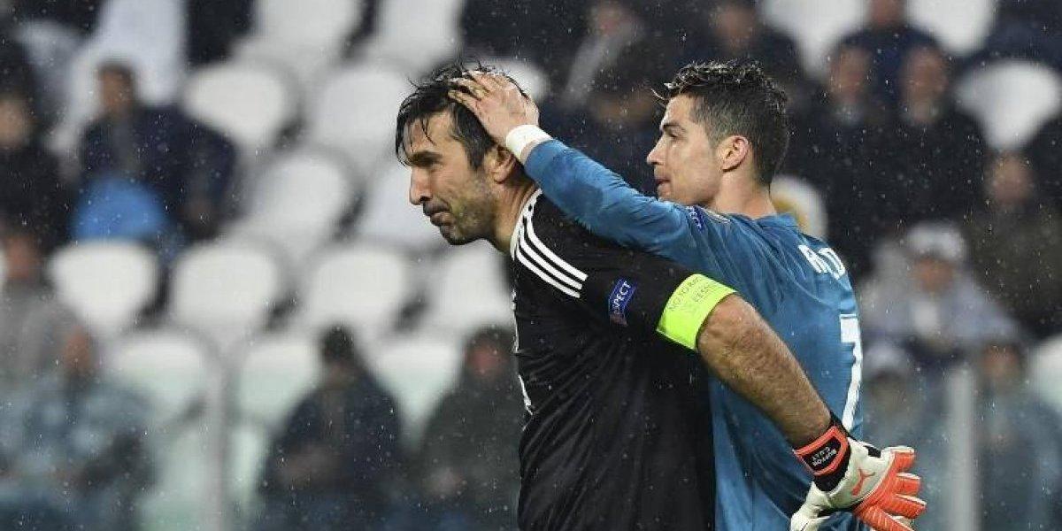 VIDEO. Cristiano Ronaldo fue captado mientras ensayaba su chilena previo al juego