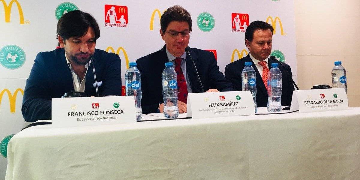 McDonald's y Glorias del Deporte, unidos por un sueño infantil en Rusia 2018