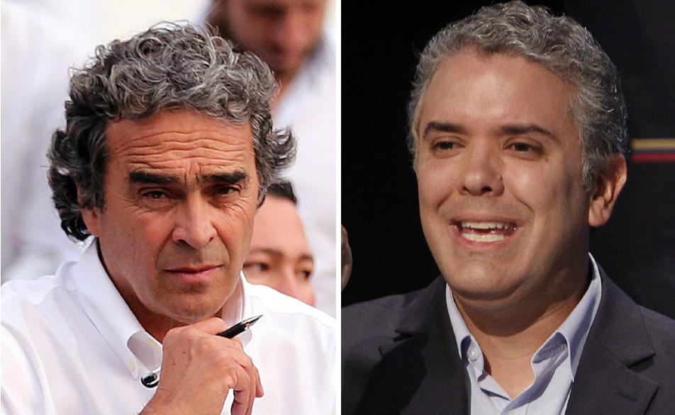 """El halago de Sergio Fajardo a Iván Duque por el que muchos se """"decepcionaron"""""""