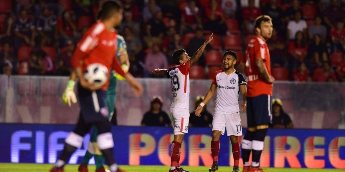 Paulo Díaz se vistió de habilitador para seguir brillando en San Lorenzo