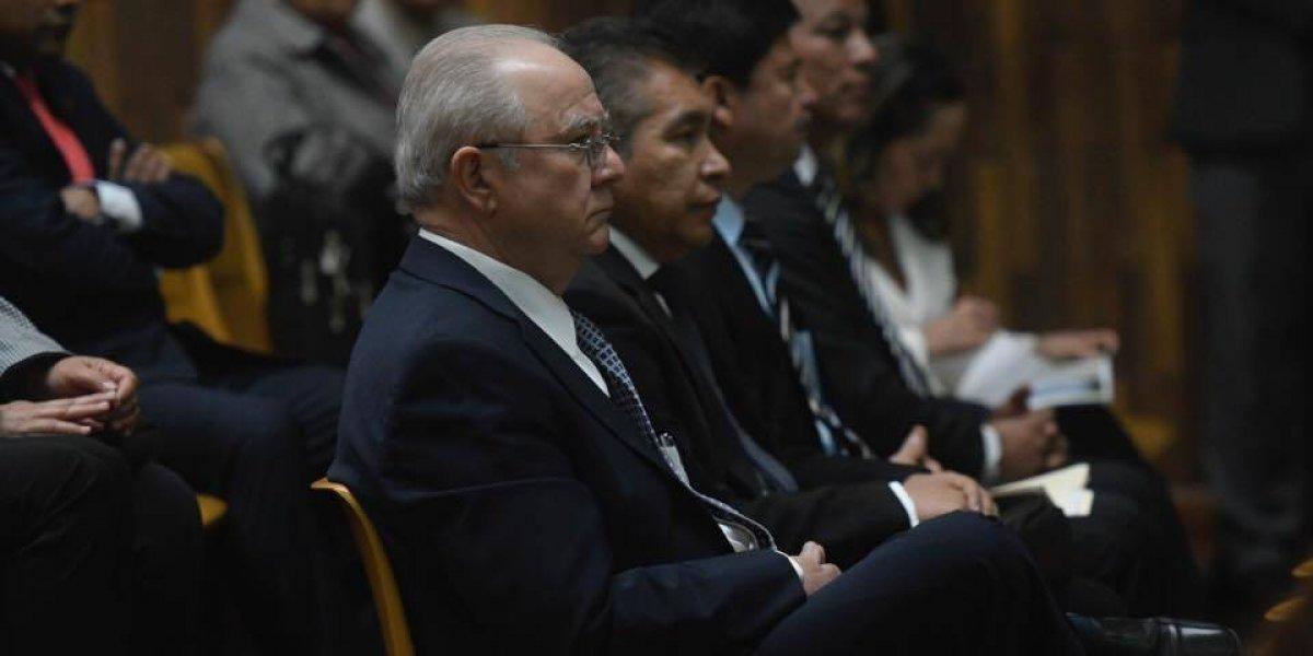 Postuladora realiza entrevistas a segundo grupo de aspirantes a fiscal general