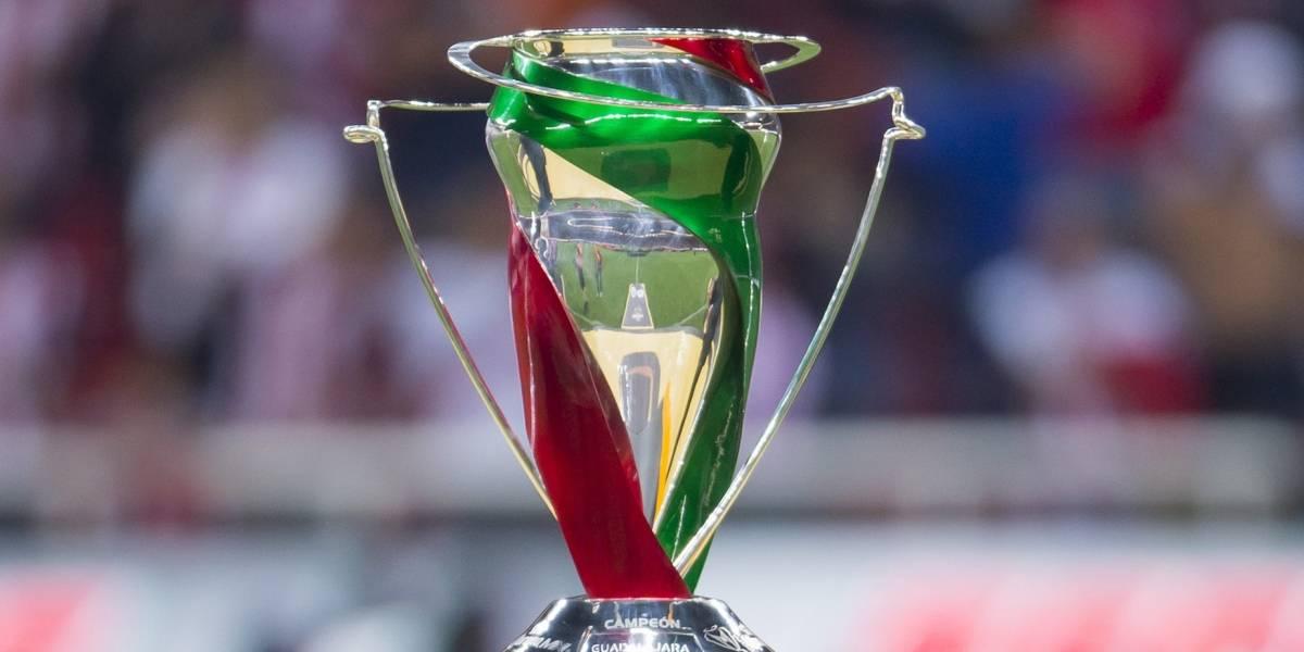 Definen fecha y horario para la Final de Copa MX