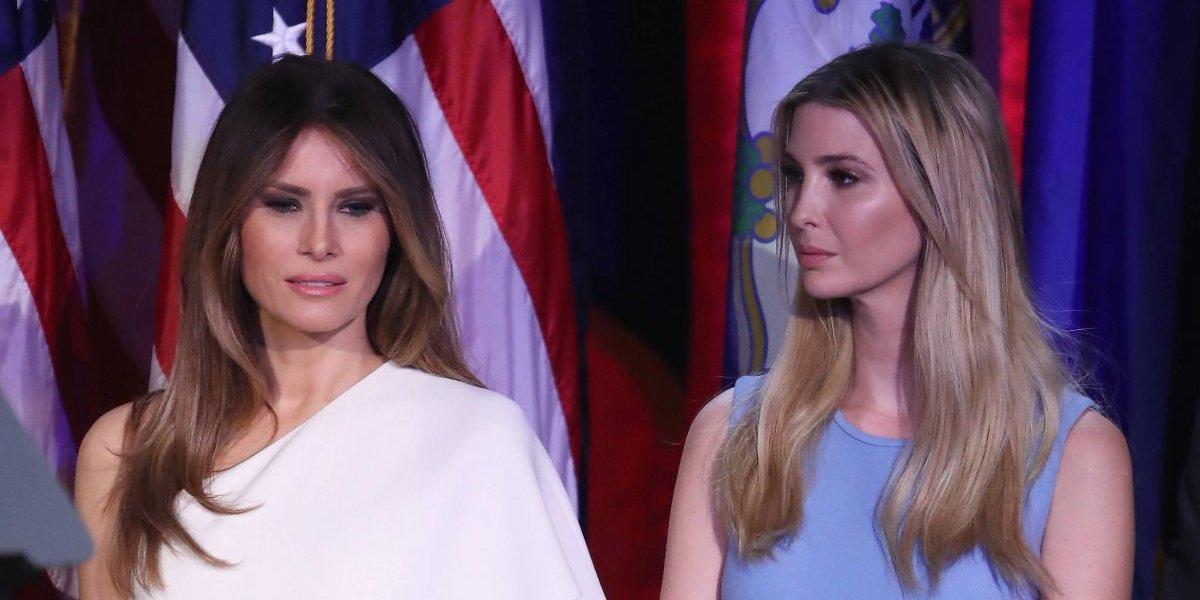 Melania no acompañará a Trump en viaje a Perú, pero Ivanka sí