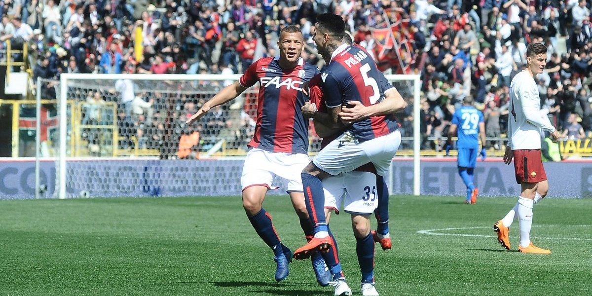 Erick Pulgar sigue deslumbrando en Bologna y nuevamente ganó el premio a jugador del mes