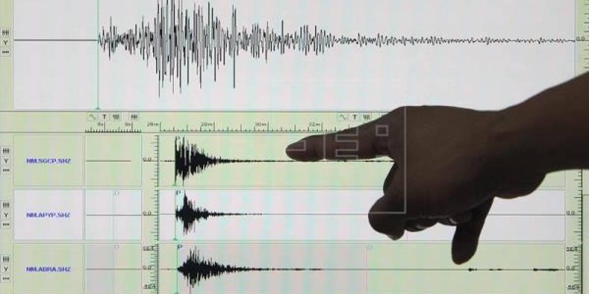 Sismo de magnitud 5,3 remece costas del sur de California