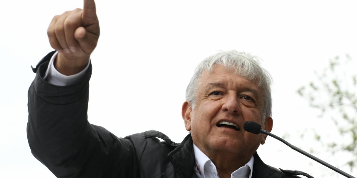AMLO pide a inversionistas no dejarse asustar y confiar en él