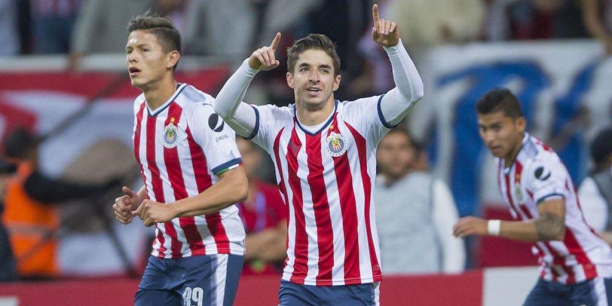 Chivas se lleva mínima ventaja al duelo de vuelta de Concachampions