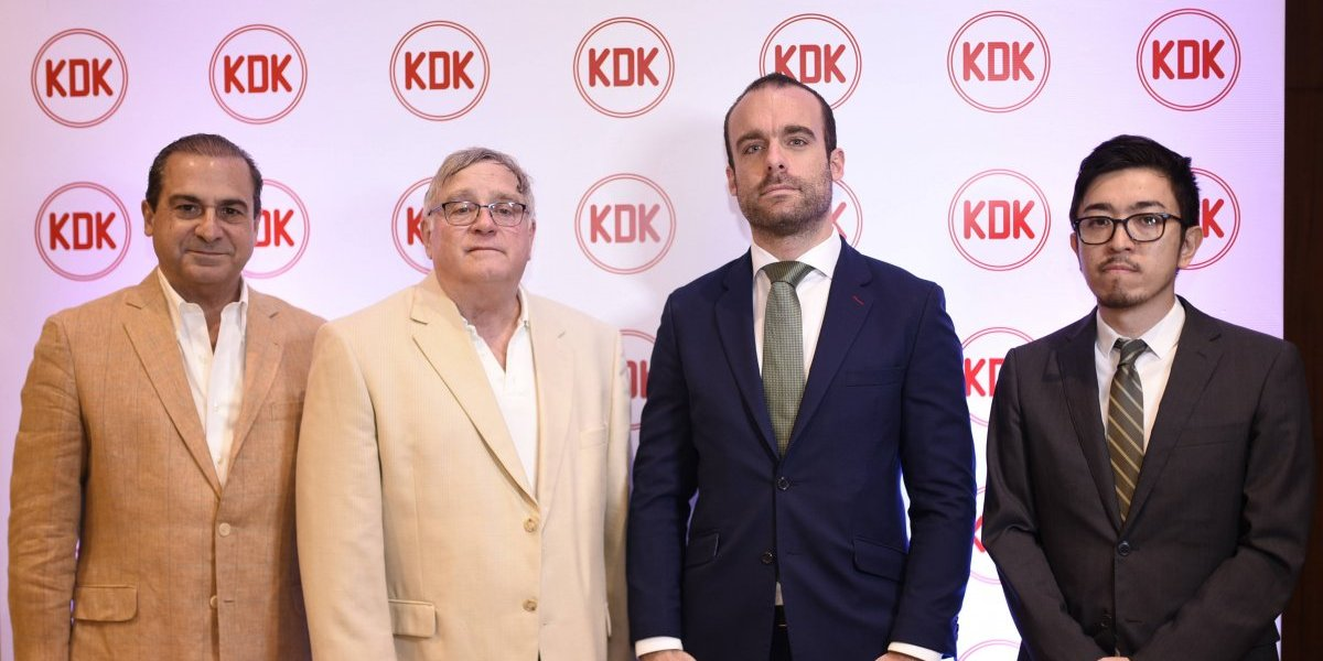 #TeVimosEn: KDK dicta conferencia 'Ventilación Industrial'