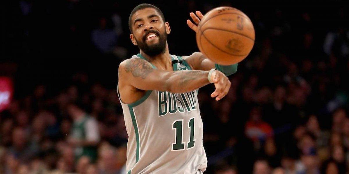 Celtics anuncia que Kyrie Irving se perderá playoffs debido a una operación de rodilla