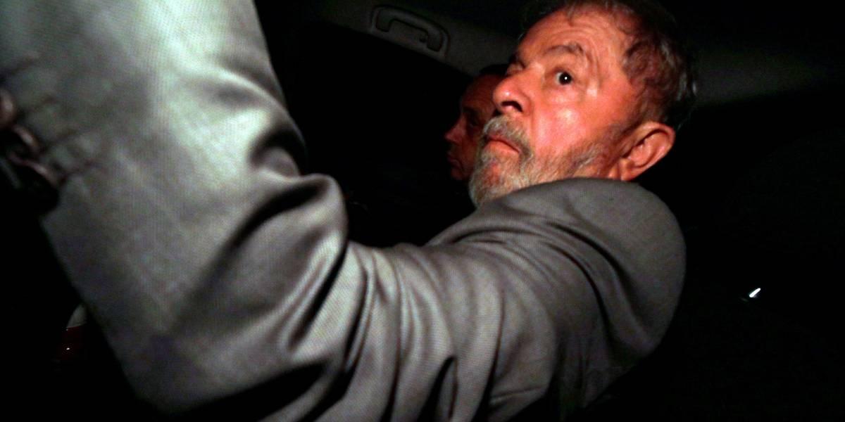 Lula não é considerado foragido, diz Justiça Federal