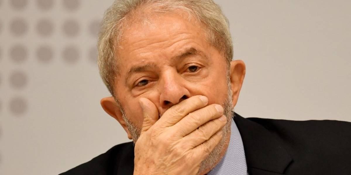 La corte suprema de Brasil da luz verde al encarcelamiento de Lula da Silva