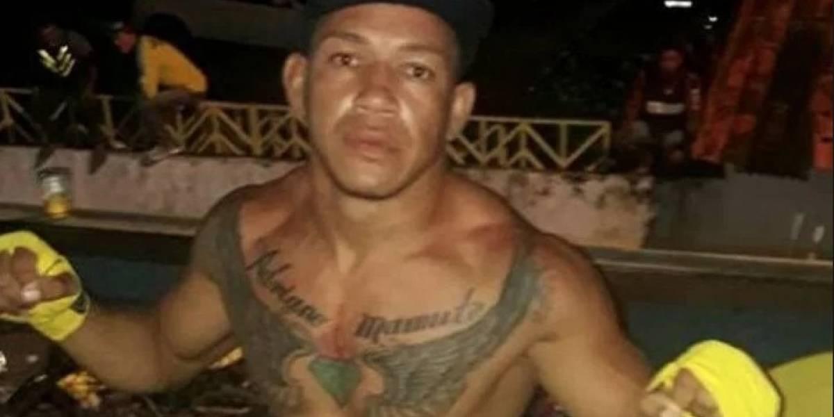 Asesinan a peleador de MMA frente a su esposa e hijo en Brasil