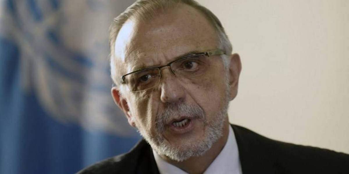 """Jefe de CICIG: """"El financiamiento electoral ilícito ha permitido que la estructura de corrupción subsista"""""""