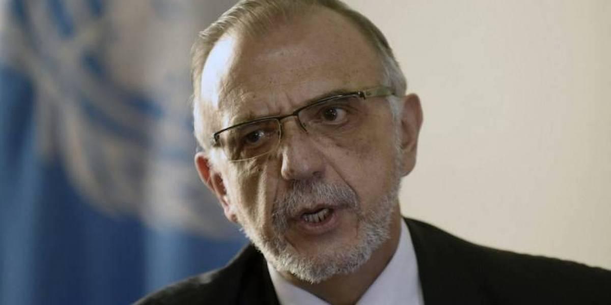 Iván Velásquez cita dura frase del Papa Francisco sobre la corrupción