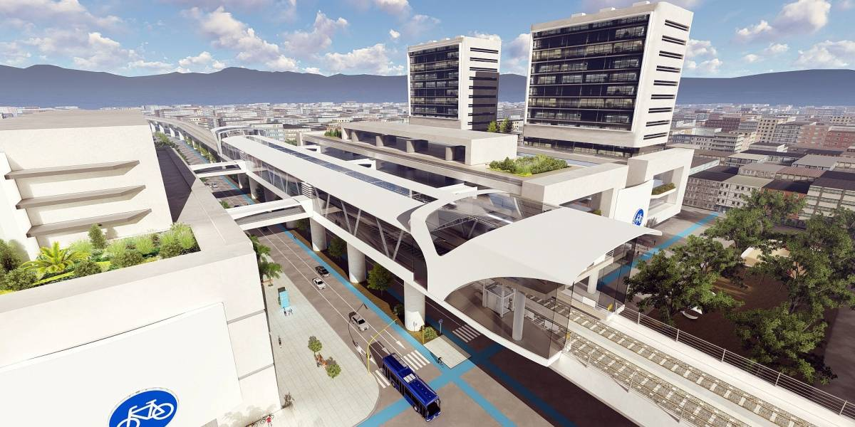 Habrá una licitación única para el metro elevado que propone alcaldía de Peñalosa