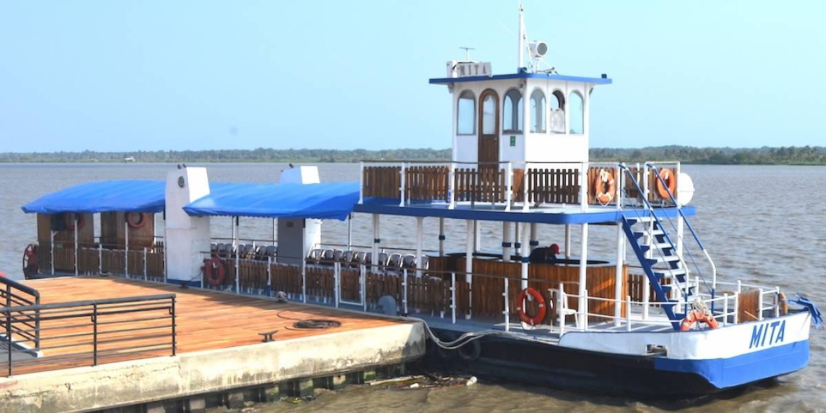 Por cumpleaños de Barranquilla harán apertura del muelle turístico del Malecón del Río