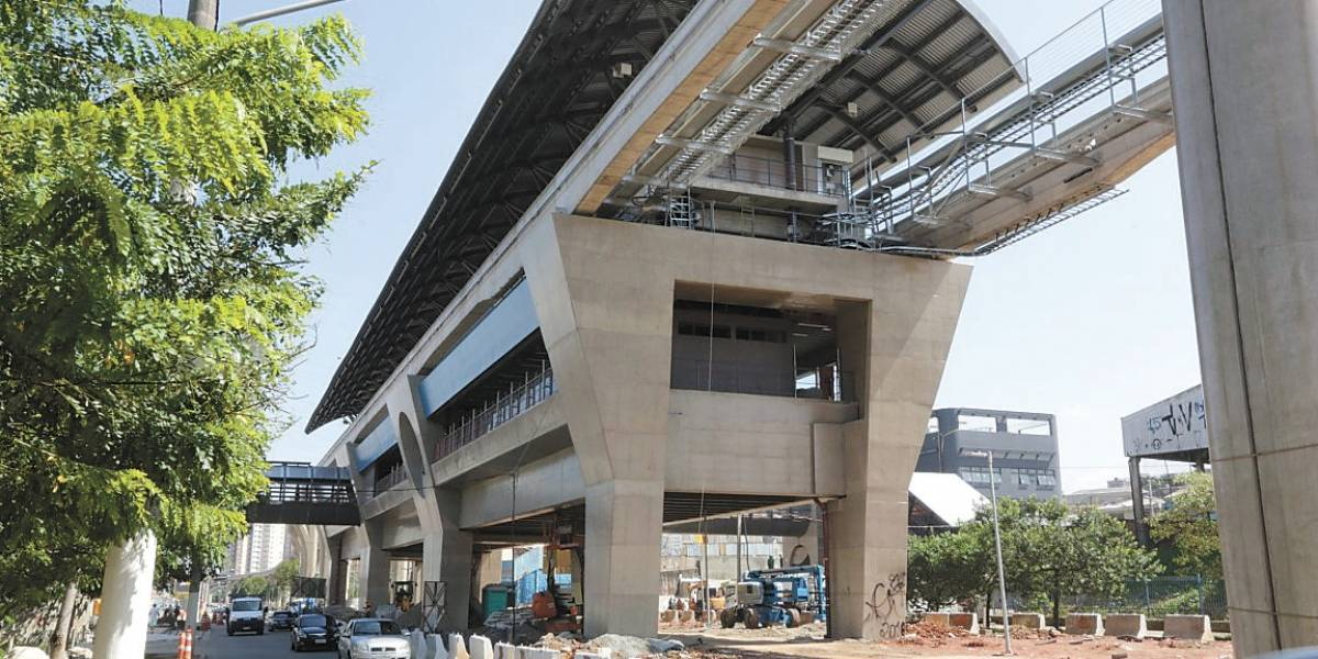 Com 4 novas estações, monotrilho de São Paulo deixa de ser 'vai e volta'