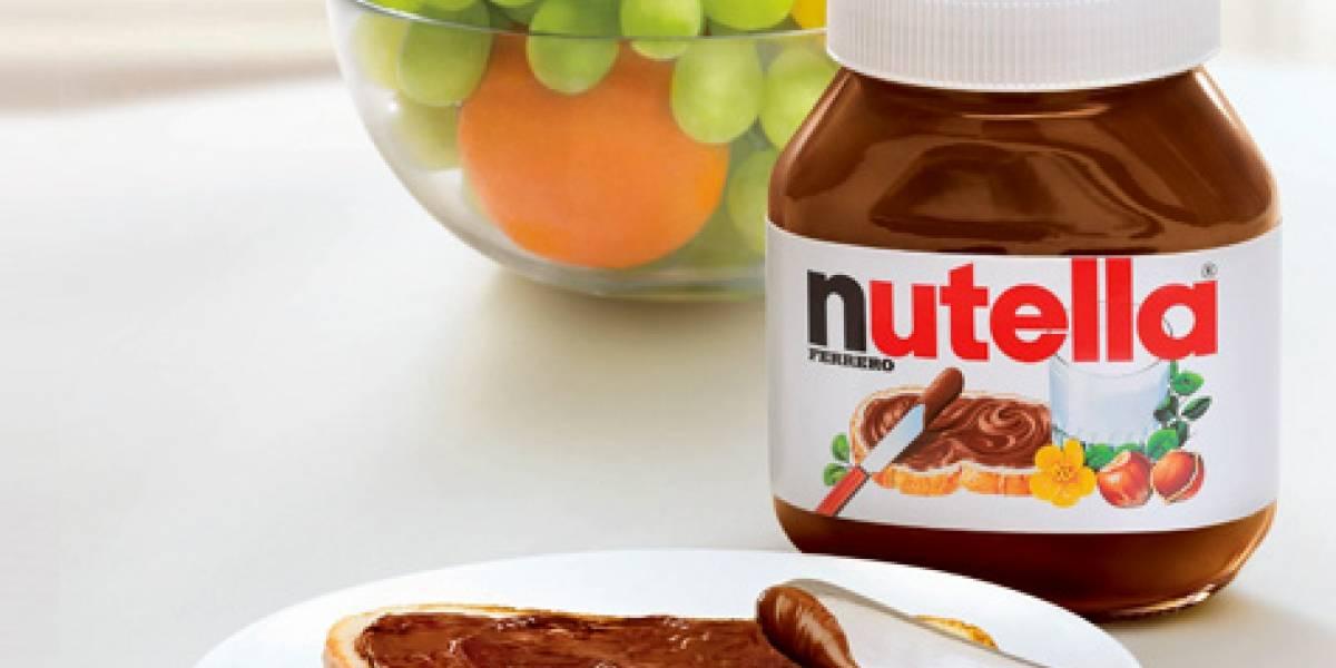 Nutella cria plano para compensar 'falta' de avelãs na Itália