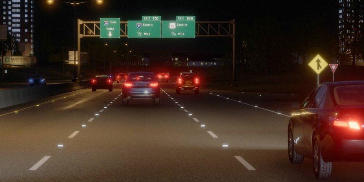 Nvidia presenta un sistema de simulación para vehículos autónomos