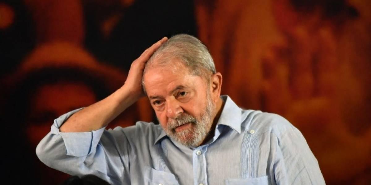Juez expide orden de prisión contra el expresidente Lula da Silva