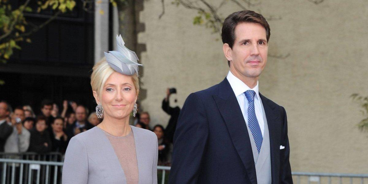 Marie-Chantal Miller, la esposa del primo del rey de España que criticó fuertemente a Letizia