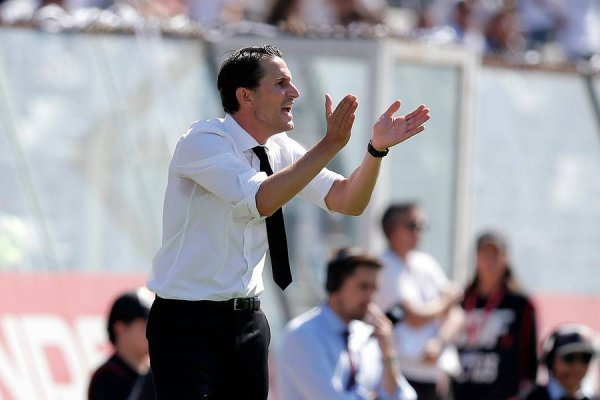 Beñat quiere un arbitraje con menos presión para enfrentar a la U en mayo / Foto: Photosport