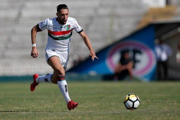 José Luis Muñoz lleva 7 partidos jugados, un gol y dos asistencias en Palestino / Foto: Photosport